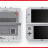Super Famicom Themed New Nintendo 3DS XL Announced for Japan
