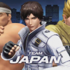 The King of Fighters XIV's Team Japan Highlighted in First Team Gameplay Video