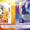 Pokemon Sun & Moon First Footage Shows Starters and More