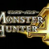 Monster Hunter 4 being developed for Nintendo 3DS