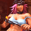Poison will be playable in Street Fighter x Tekken; along with Dhalsim and Yoshimitsu
