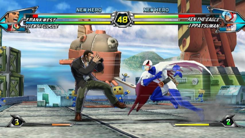 Tatsunoko Vs Capcom-05