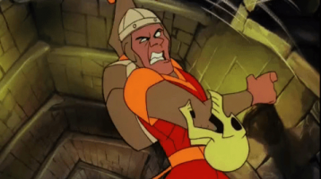 Dragon's Lair for Iphone OUT NOW !!
