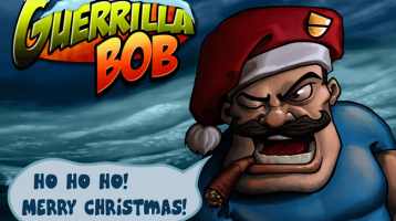 Merry Christmas From Guerrilla BOB & Angry Mob Studios