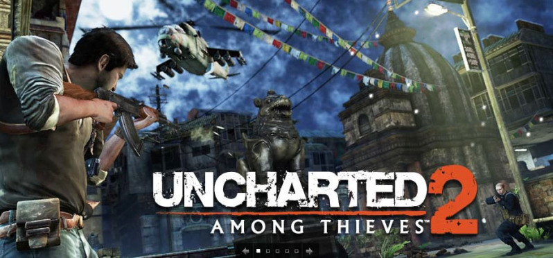 Uncharted 2 - Among Thieves PS3
