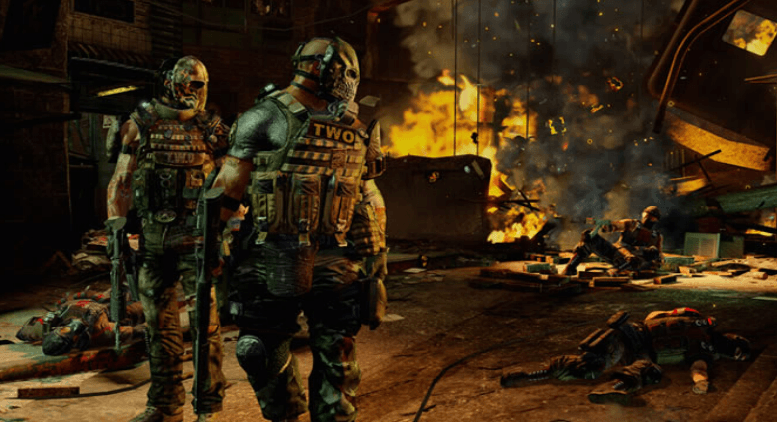 army of two gallery