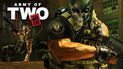 Army of Two: The 40th Day OUT TODAY