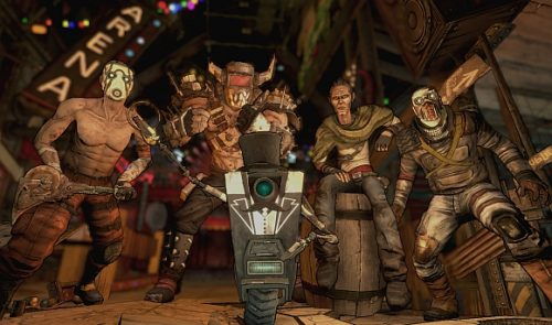 Borderlands Patch due in a couple of weeks