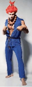Capcom-Halloween-Akuma-Costume