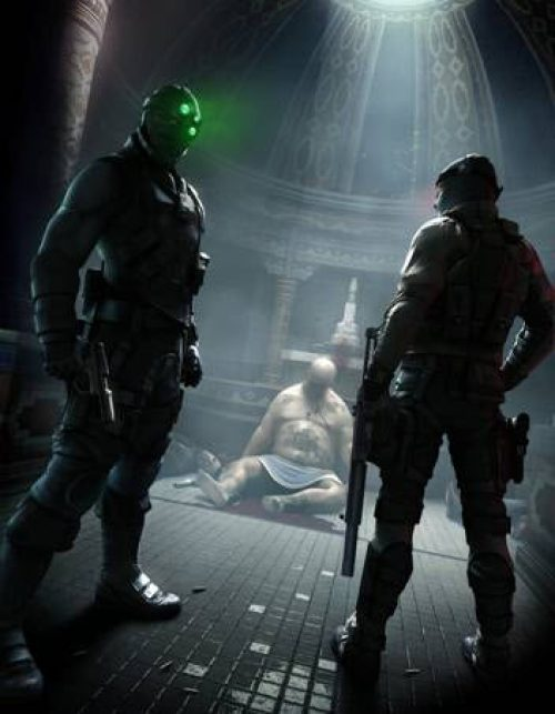 Next Splintercell Title in development, says Jade Raymond