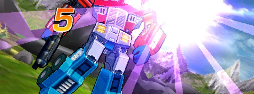 GLU Announces Transformers G1 : Awakening for Apple iPhone