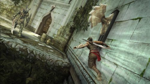 UBISOFT® UNVEILS DETAILS FOR PRINCE OF PERSIA: THE FORGOTTEN SANDS™ FOR NINTENDO WII™ SYSTEM
