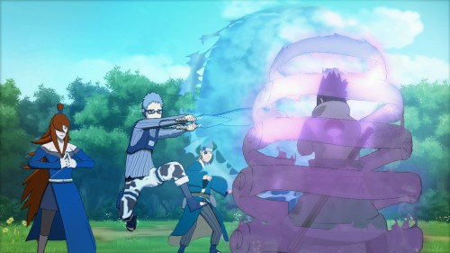 New Naruto Generations Screenshots