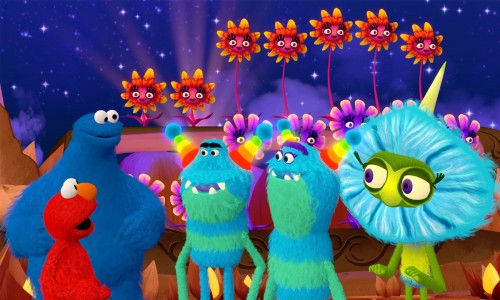 Sesame Street: Once Upon A Monster DLC drops on 22nd November