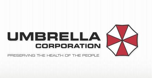 Mundo de Tinieblas: cuando la realidad supera la ficción Umbrella-Corporation-logo