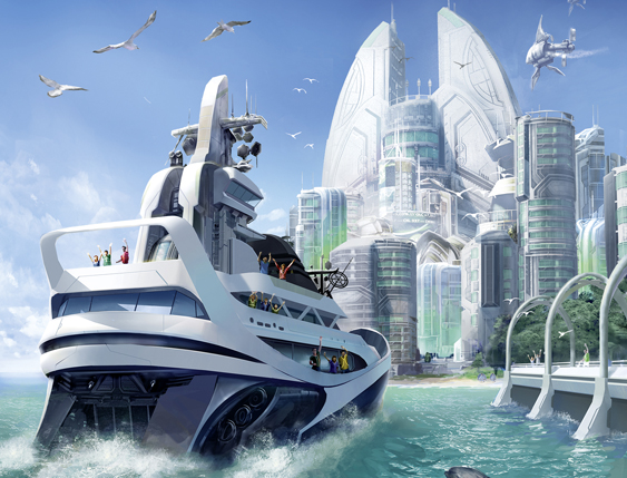 Anno 2070 demo available now – Capsule Computers