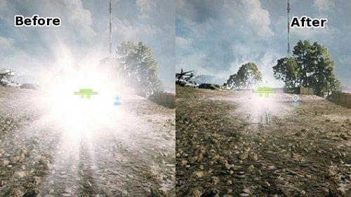Battlefield 3 tactical light fix planned