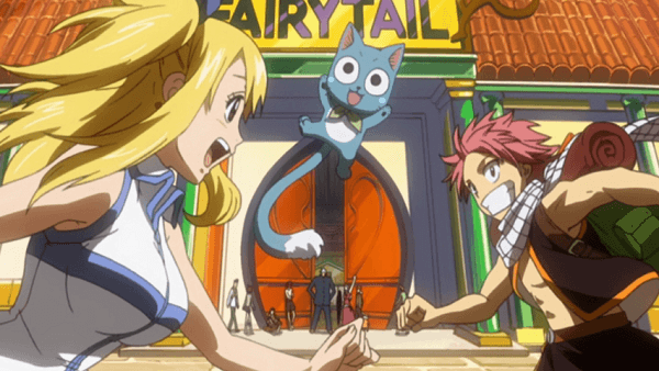 fairy tail anime episode guide