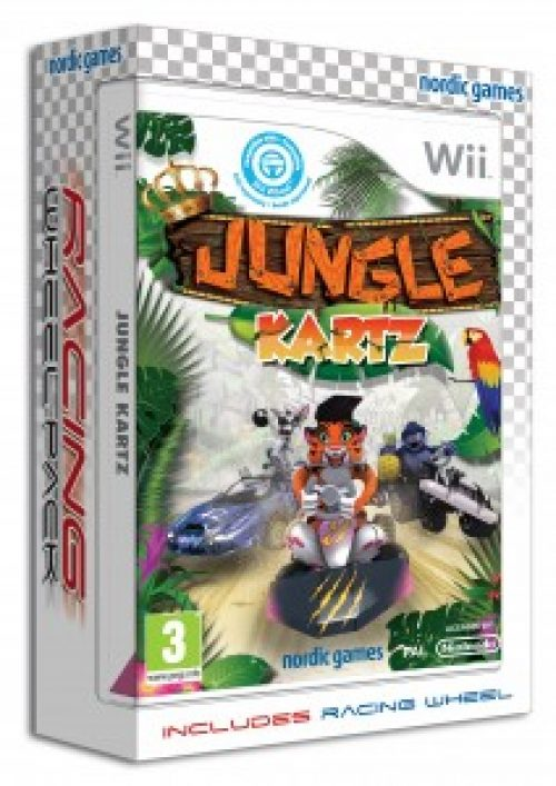 Jungle Kartz hits Wii on November 18th