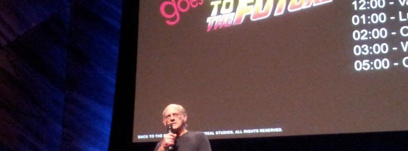 Christopher Lloyd – Supanova Event