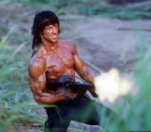 New Rambo Game Coming 2012