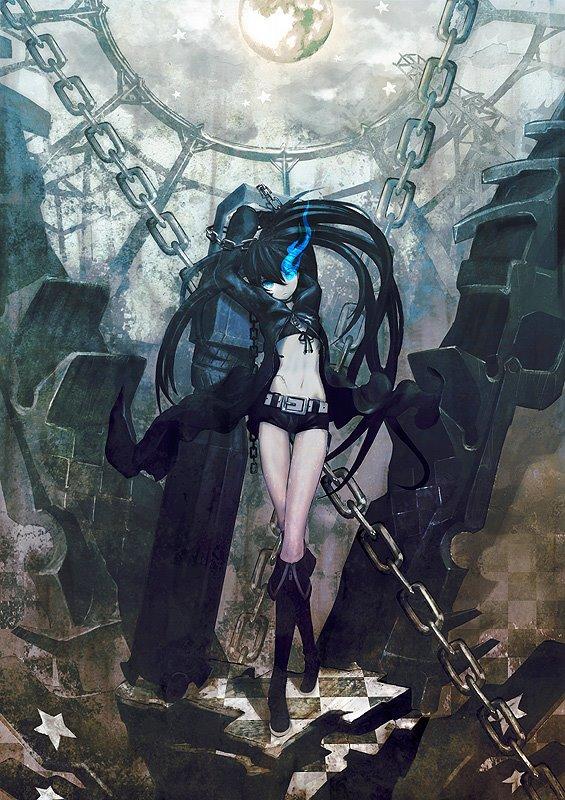 BLACK ★ ROCK SHOOTER Black-rock-shooter-anime