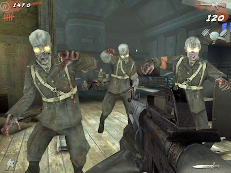 call of duty black ops zombies mobile