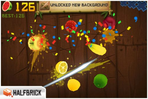 Fruit Ninja gets its price diced to measly levels on Android today