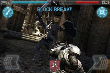 Infinity Blade II Review – Capsule Computers