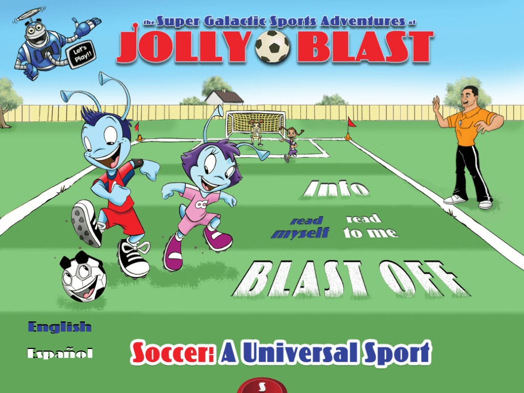 jolly blast soccer available now in the app store capsule computers