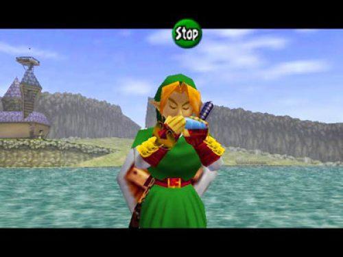 Zelda X Tetris