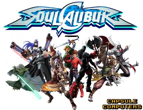 Soul Calibur Guest Characters: Timeline