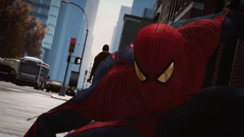 The Amazing Spider-Man Video Game Trailer Released