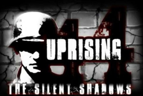 Uprising44: The Silent Shadows Set to Launch Q2 2012