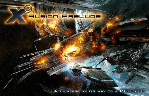 X3: Albion Prelude Trailer Released