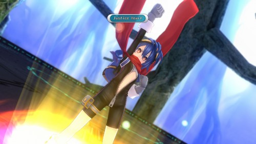 Massive Hyperdimension Neptunia Mk2 screenshot release has nearly everything you need