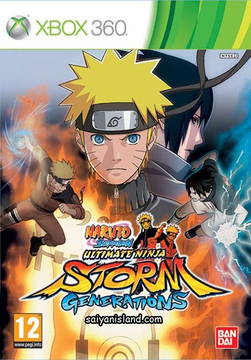 Review:Todo sobre Naruto Ninja Storm Generations