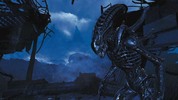 Aliens  Colonial Marines due date changed to Fall 2012Xenomorph Types Aliens Colonial Marines