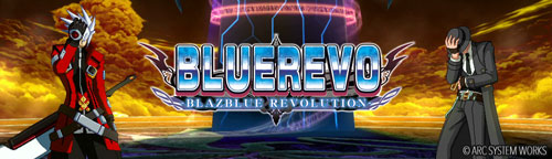 BlazBlue Continuum Shift EXTEND Limited Edition and BlueRevo