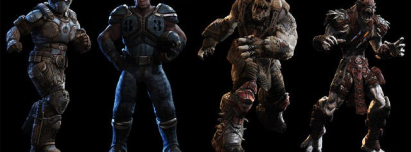 Now Available Gears of War 3 'Fenix Rising' DLC