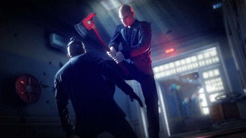 Agent 47 does what he does best in these Hitman: Absolution images