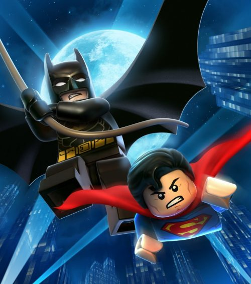 Lego Batman 2: Now With Even More Superheroes