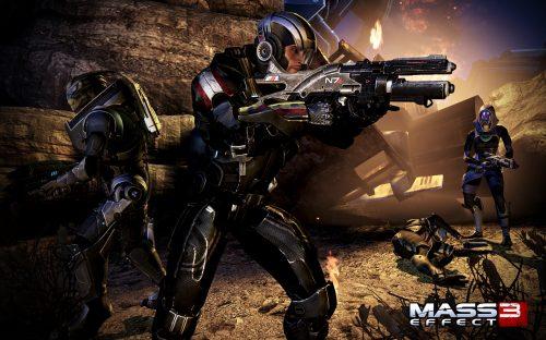 Mass Effect 3 pre-order bonus items revealed