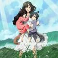 Mamoru Hosoda's new movie 'Ookami Kodomo no Ame to Yuki's first Trailer