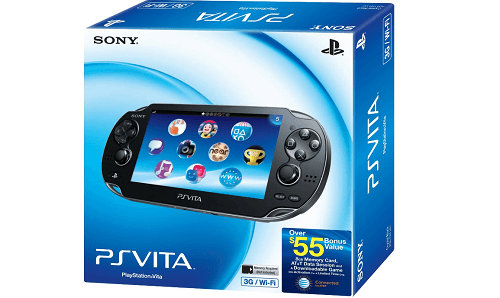 PlayStation Vita 3G Launch Bundle announced, includes $55 worth of free content