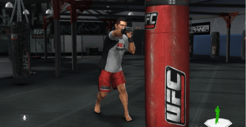 UFC Personal Trainer gets first Workout Pack DLC