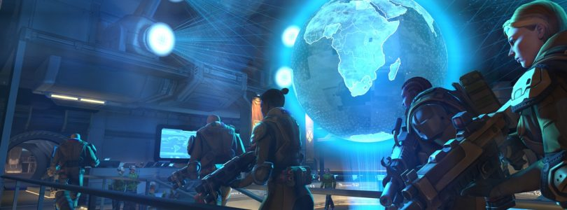 XCOM: Enemy Unknown blends strategy and turn based combat