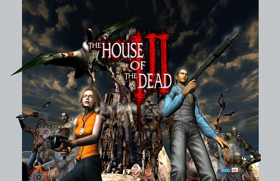 The House Of The Dead Iii Review Capsule Computers