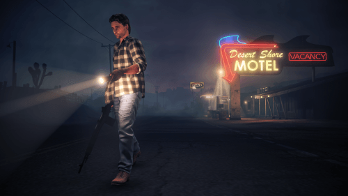 Remedy shines a light on Alan Wake's American Nightmare