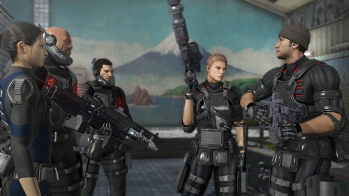 Binary Domain now available in Europe and Australia
